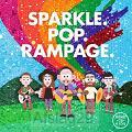 Sparkle, Pop, Rampage  (CD)