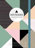 Notitieboek (klein) Triangles