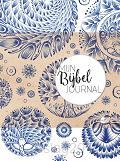 Mijn bijbel journal - blauw