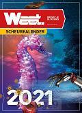 WEET scheurkalender 2021